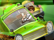 Play Ben 10 In Urmarire Pe Auto...