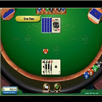 Play Carabbian Poker