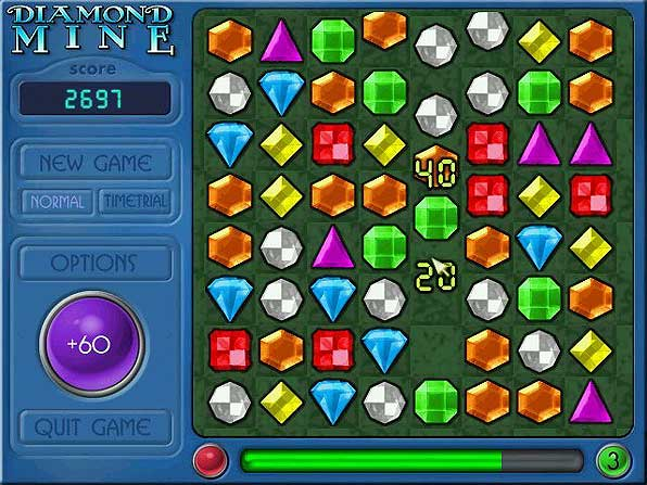 Play Diamond Mine