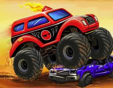 Play Nebunia Monster Truck